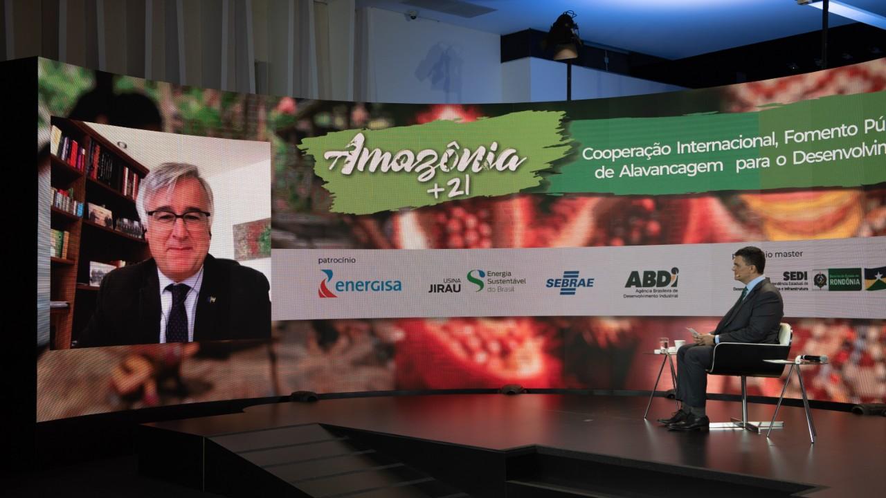 Financiamento e cooperação internacional pelo desenvolvimento da Amazônia