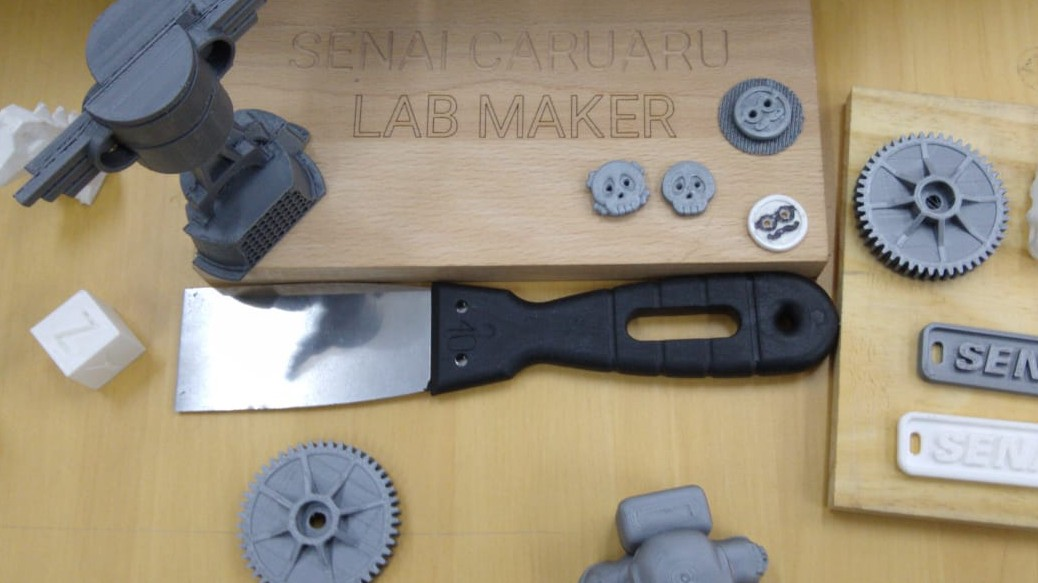 SENAI PE ganha novos laboratórios de fabricação digital