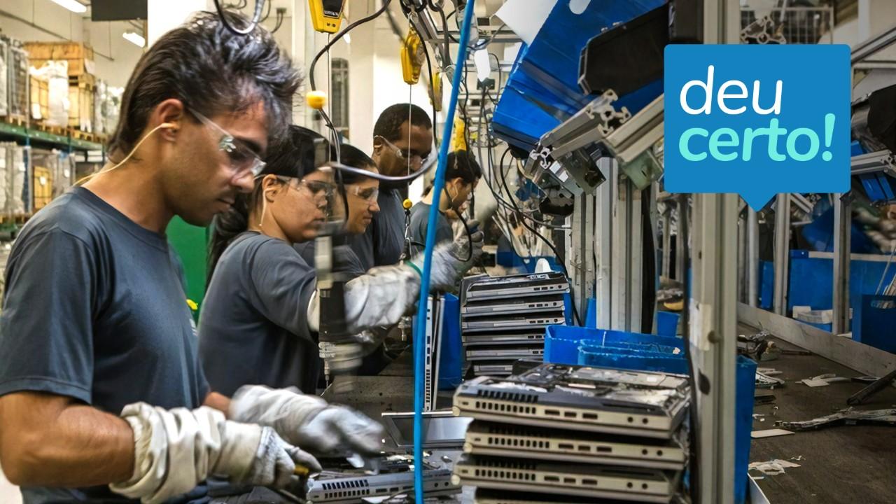HP Brasil reformula produção e vira referência em sustentabilidade