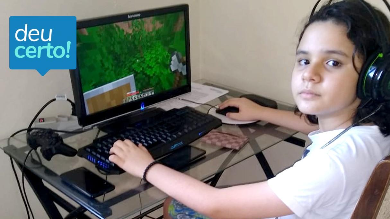 Deu Certo! Gamificação melhora aprendizagem de crianças e de adolescentes durante pandemia