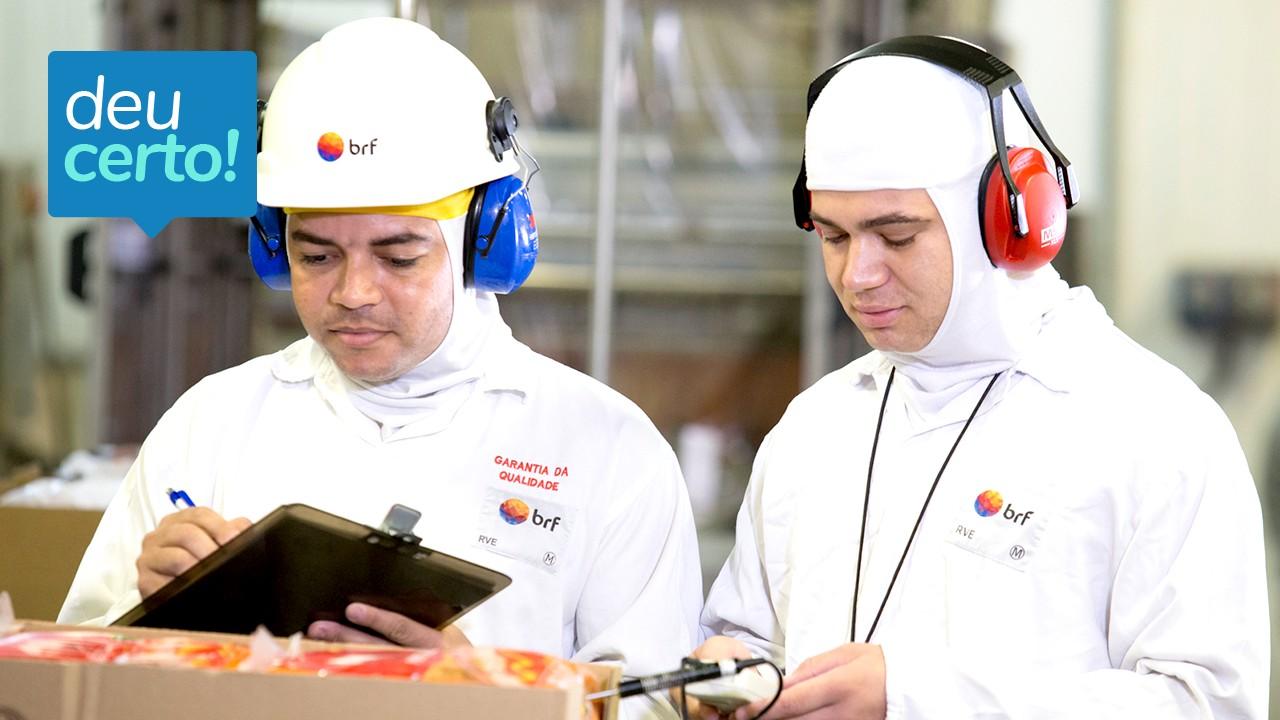 Com 86 anos de história, BRF exporta para mais de 130 países