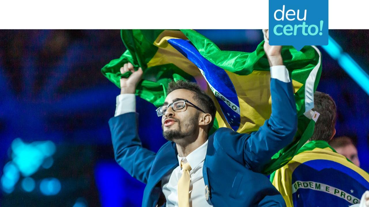 Os segredos dos campeões: medalhistas na WorldSkills 2019 contam suas táticas