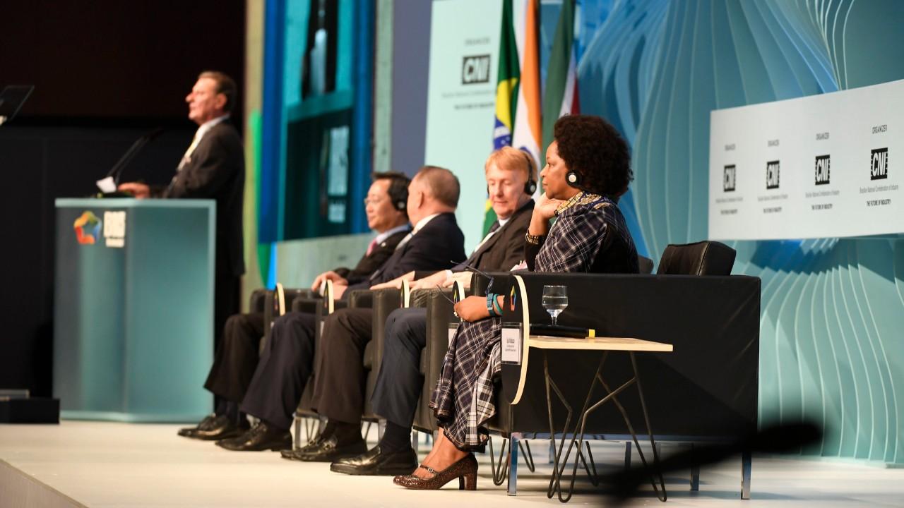 Biotecnologia e conectividade para indústria 4.0 são prioridades do Conselho Empresarial do BRICS