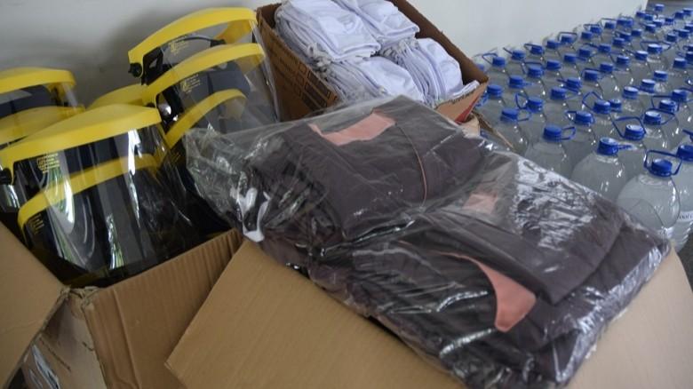 Federação das Indústrias da Paraíba doa equipamentos para o combate ao coronavírus