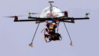 Indústrias apostam em drones para impulsionar produtividade