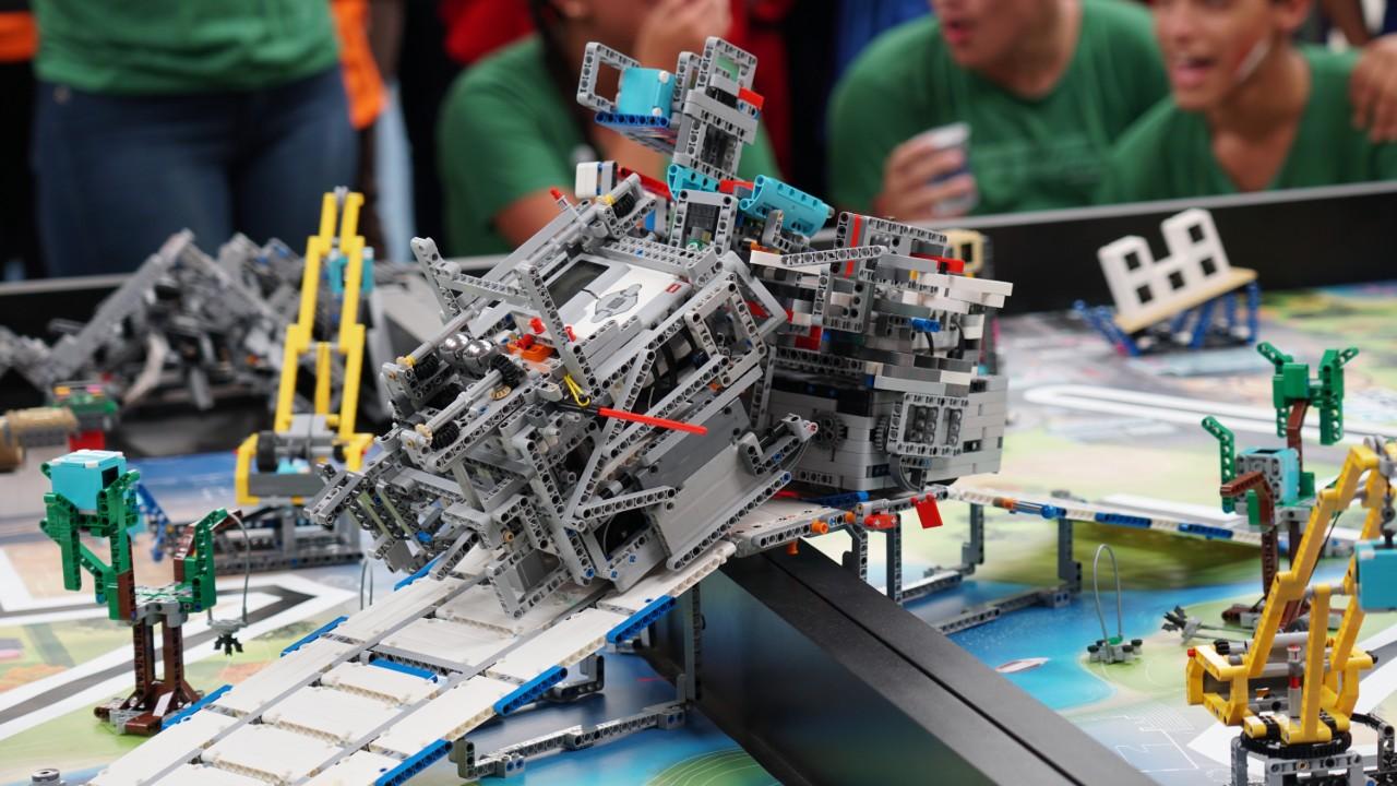 Contagem regressiva para o Festival SESI de Robótica