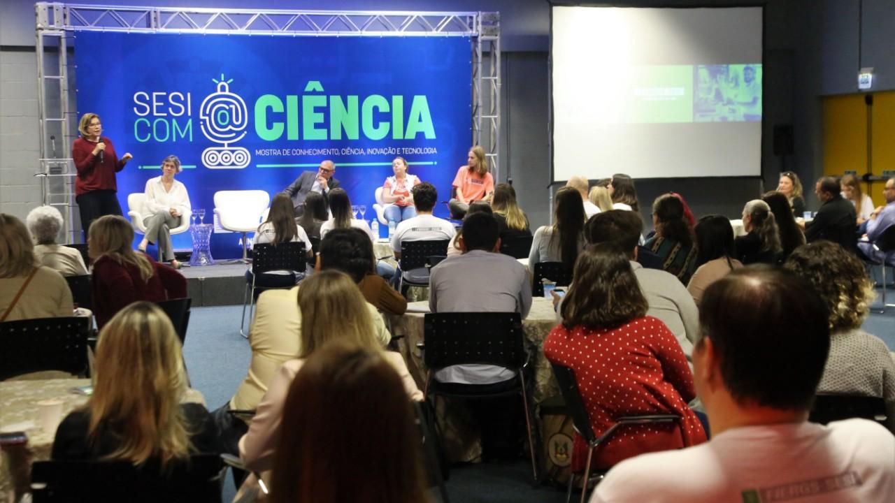 SESI promove debate sobre inovação na educação