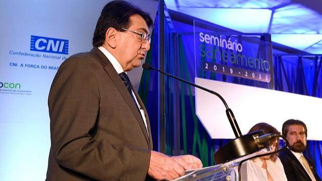 Modernização do atual modelo é fundamental para Brasil alcançar metas de universalização de saneamento
