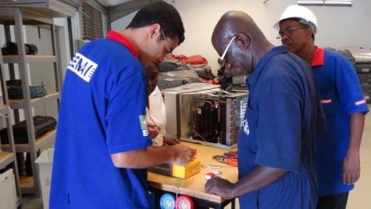 SENAI inaugura centro de formação profissional na Jamaica