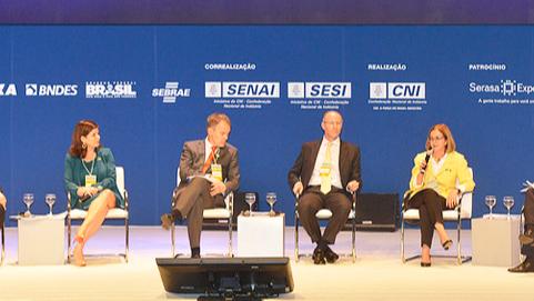 ENAI 2013: Inserção em cadeias globais é caminho para internacionalização da indústria brasileira