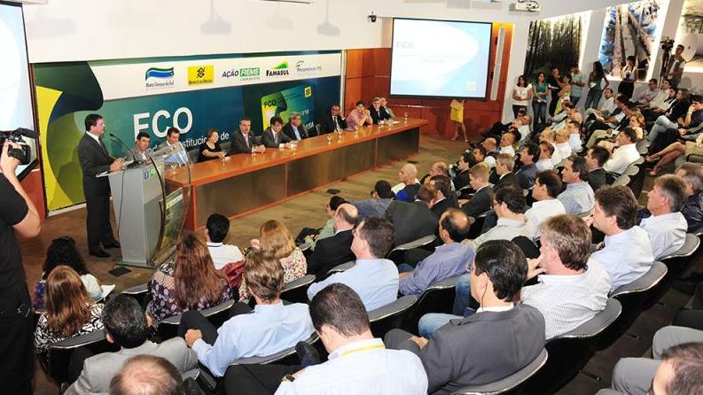 FCO vai destinar R$ 2,5 bilhões para o Estado neste ano