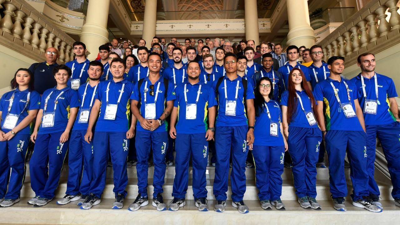 INFOGRÁFICO: Conheça os competidores brasileiros da WorldSkills 2017