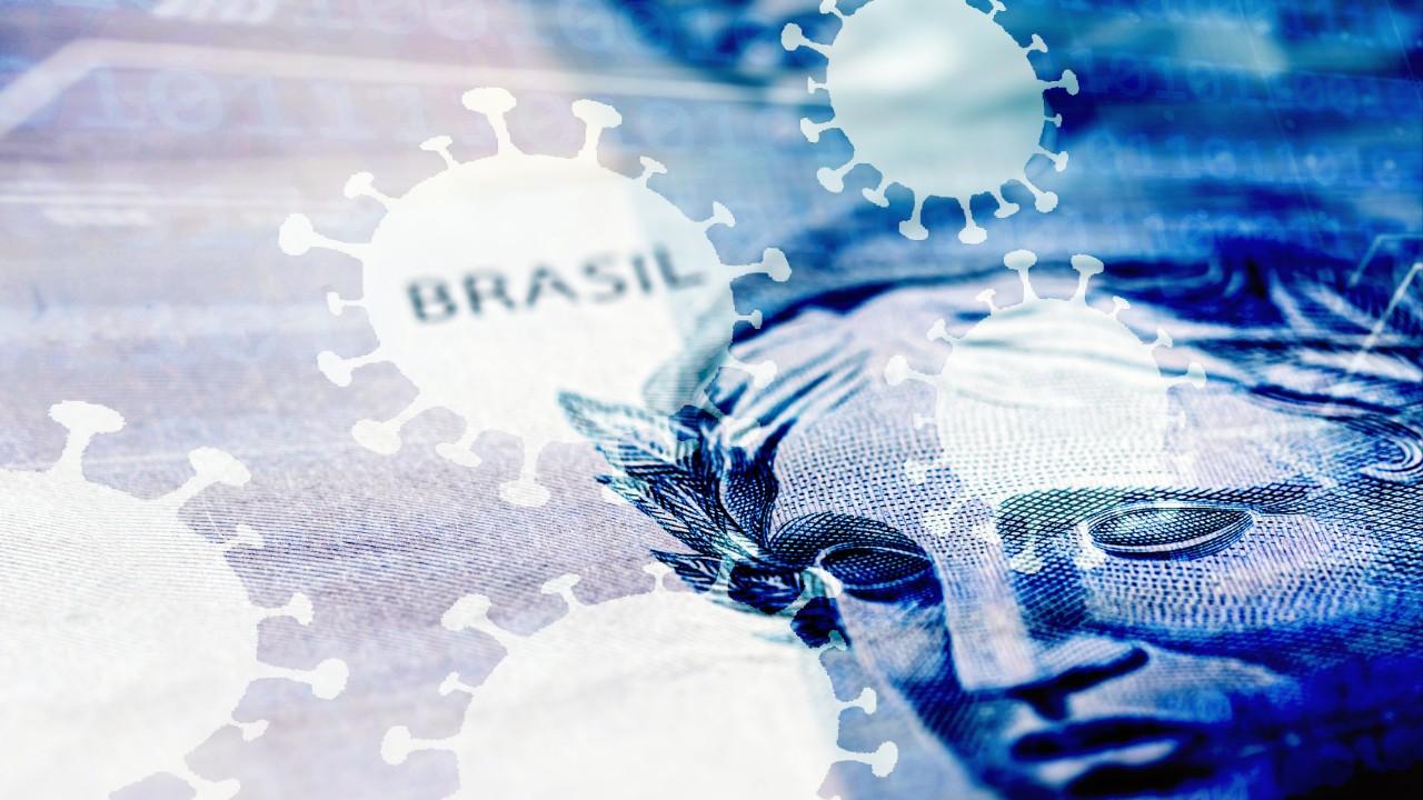 Queda do PIB anuncia encolhimento recorde da economia brasileira