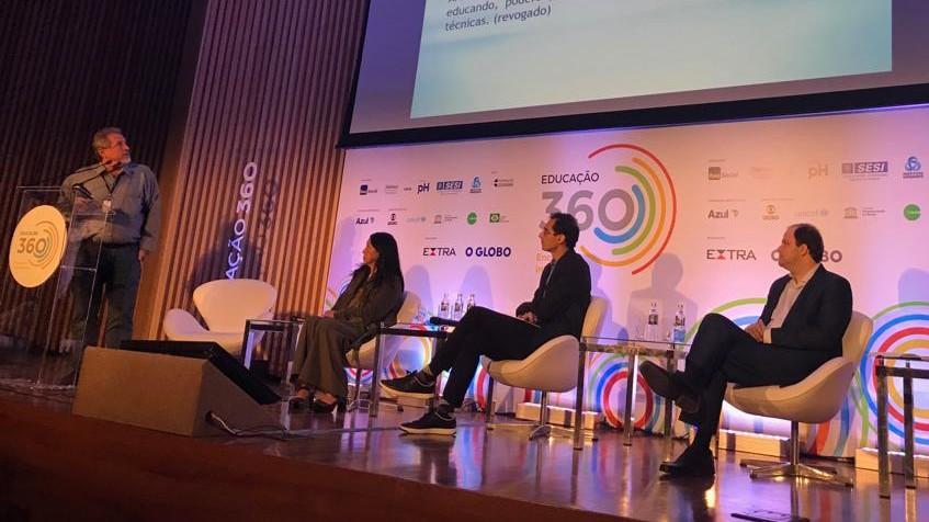 Especialistas internacionais debatem os desafios da educação: do aprendizado à formação técnica