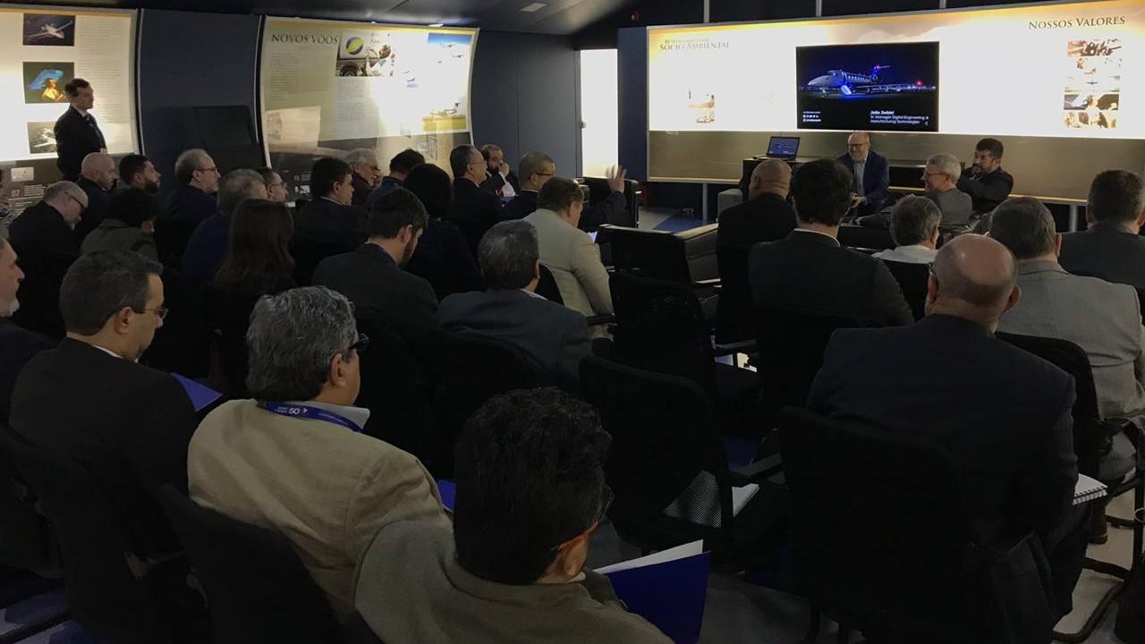 MEI e Federação Global de Competitividade discutem futuro da indústria