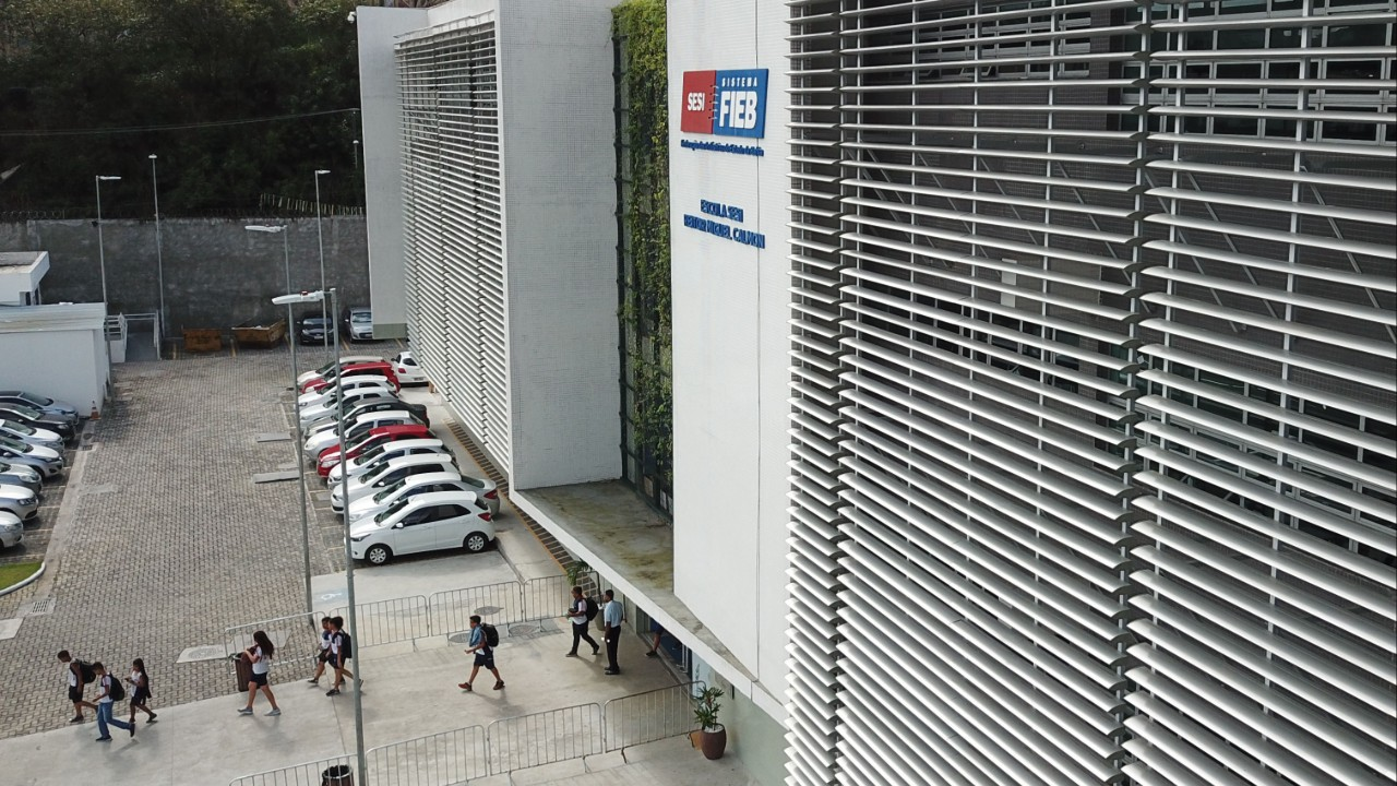 Nova EJA do SESI ganha Prêmio Ser Humano 2018, na Bahia