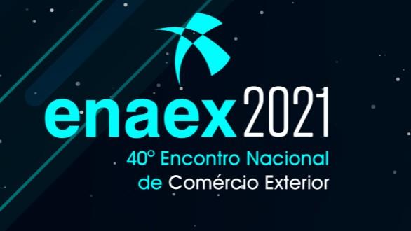 ENAEX 2021 vai explorar papel do comércio exterior no desenvolvimento sustentável