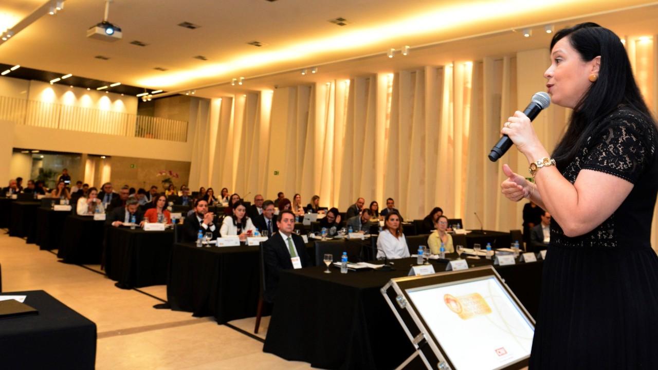Compliance promove ganhos elevados em organizações, diz Grace Mendonça