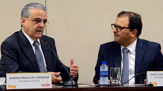 Segurança jurídica é essencial para os negócios da indústria, diz presidente da CNI