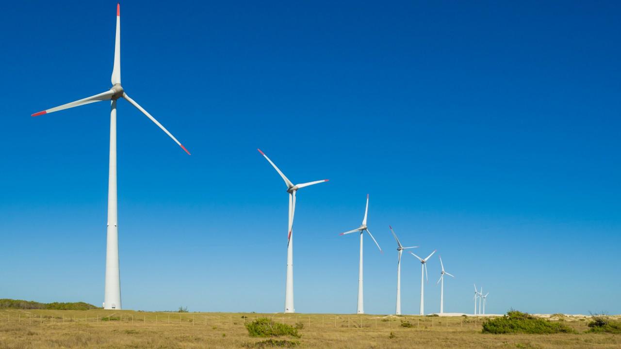 SENAI forma profissionais para trabalhar na construção de parque de energia eólica