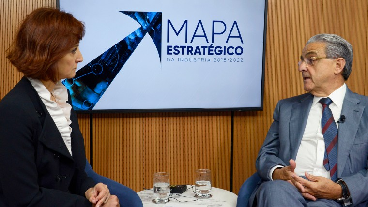 Avanço do Brasil depende de melhora da governança e do fim da insegurança jurídica, diz presidente da CNI em entrevista exclusiva
