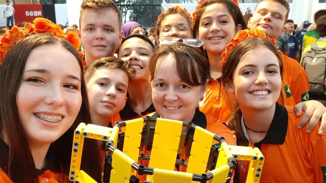 Deu Brasil no Global Innovation, maior prêmio de inovação da robótica!