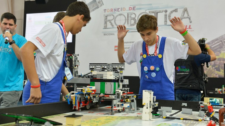 Curitiba vai sediar o maior torneio de robótica do Brasil