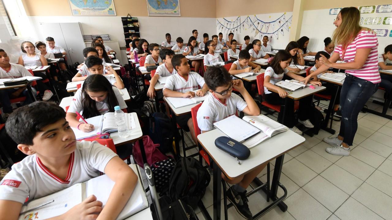 Escolas da rede SESI se preparam para retorno das aulas presenciais