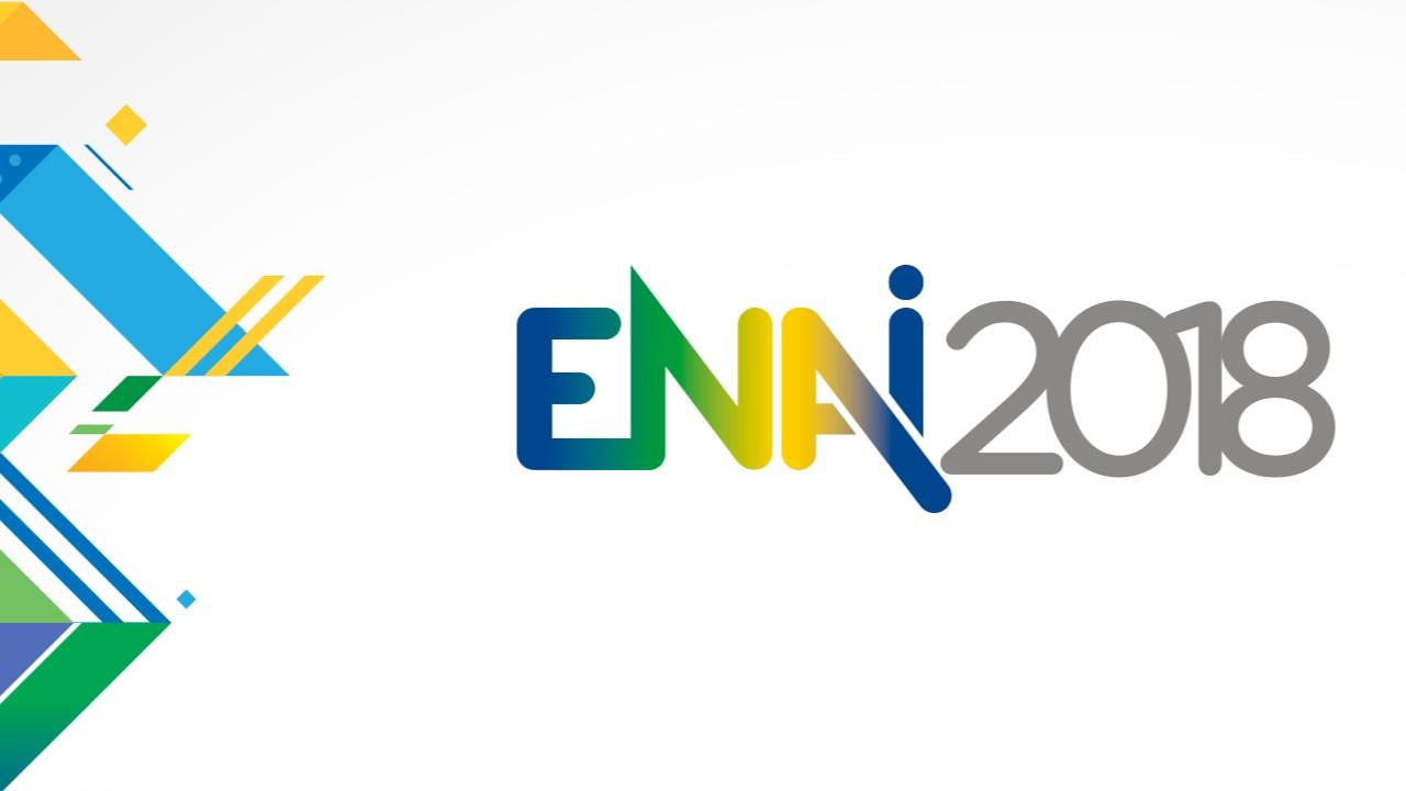 ENAI 2018: leia todas as notícias
