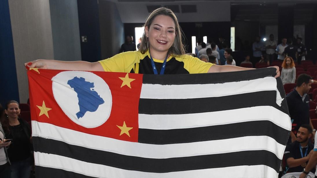 Paulista vence, em Maceió, seletiva para competição de profissões na Rússia