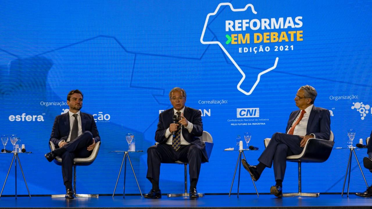 Falta de crescimento e desemprego do Brasil só serão resolvidos com reforma tributária ampla, diz presidente da CNI