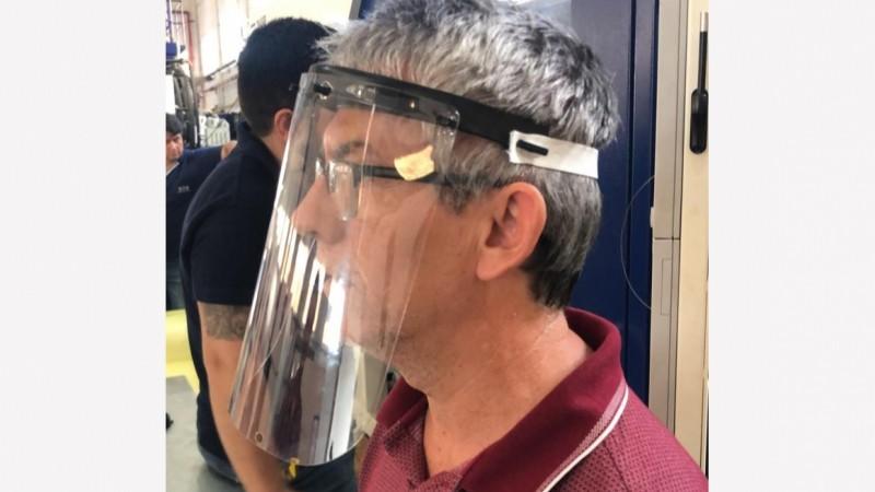 Indústrias vão produzir 500 mil máscaras para profissionais de saúde