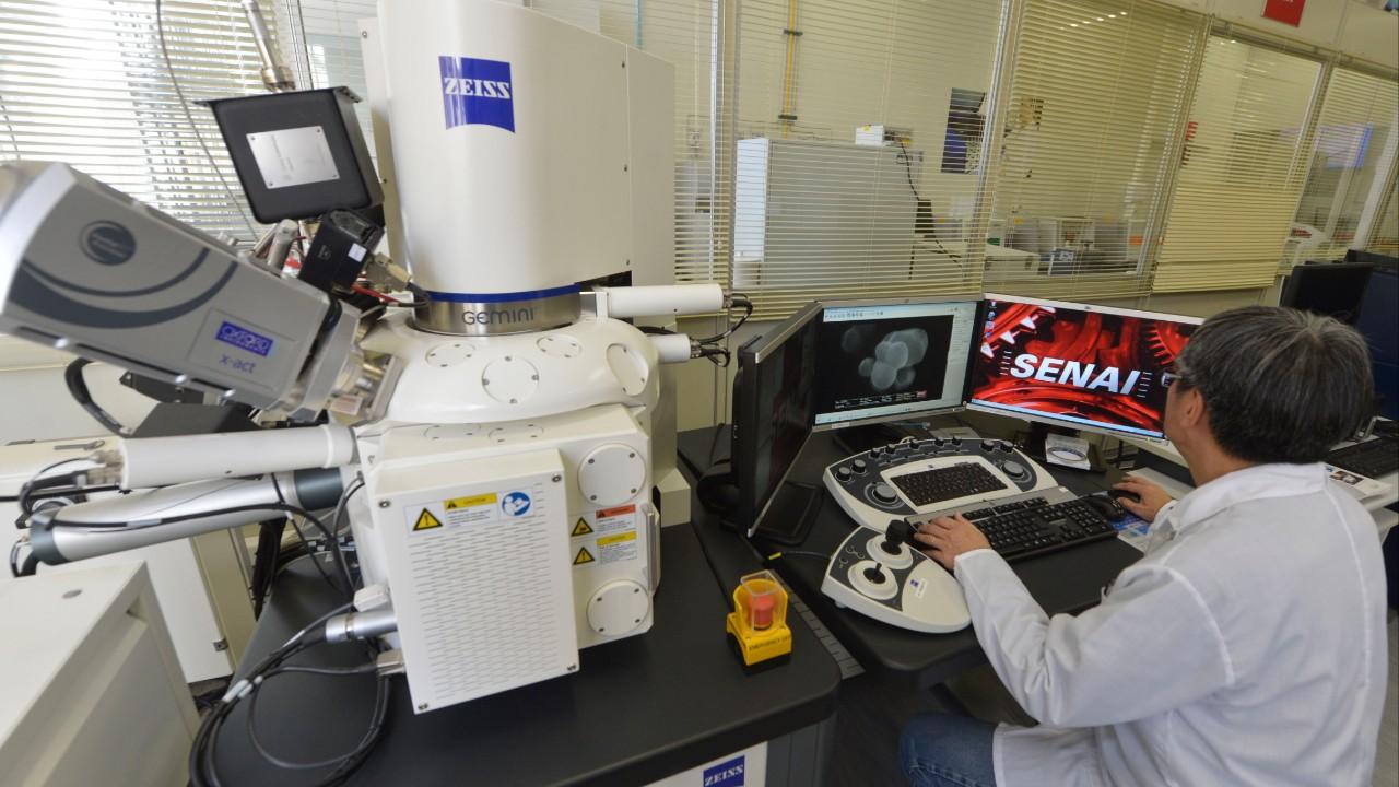 Instituto SENAI de Inovação em Materiais Avançados recebe R$ 20 milhões para pesquisas