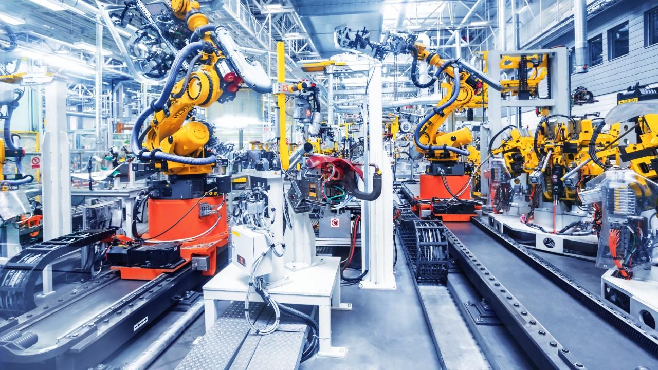 Faturamento da indústria cresce pelo quarto mês consecutivo