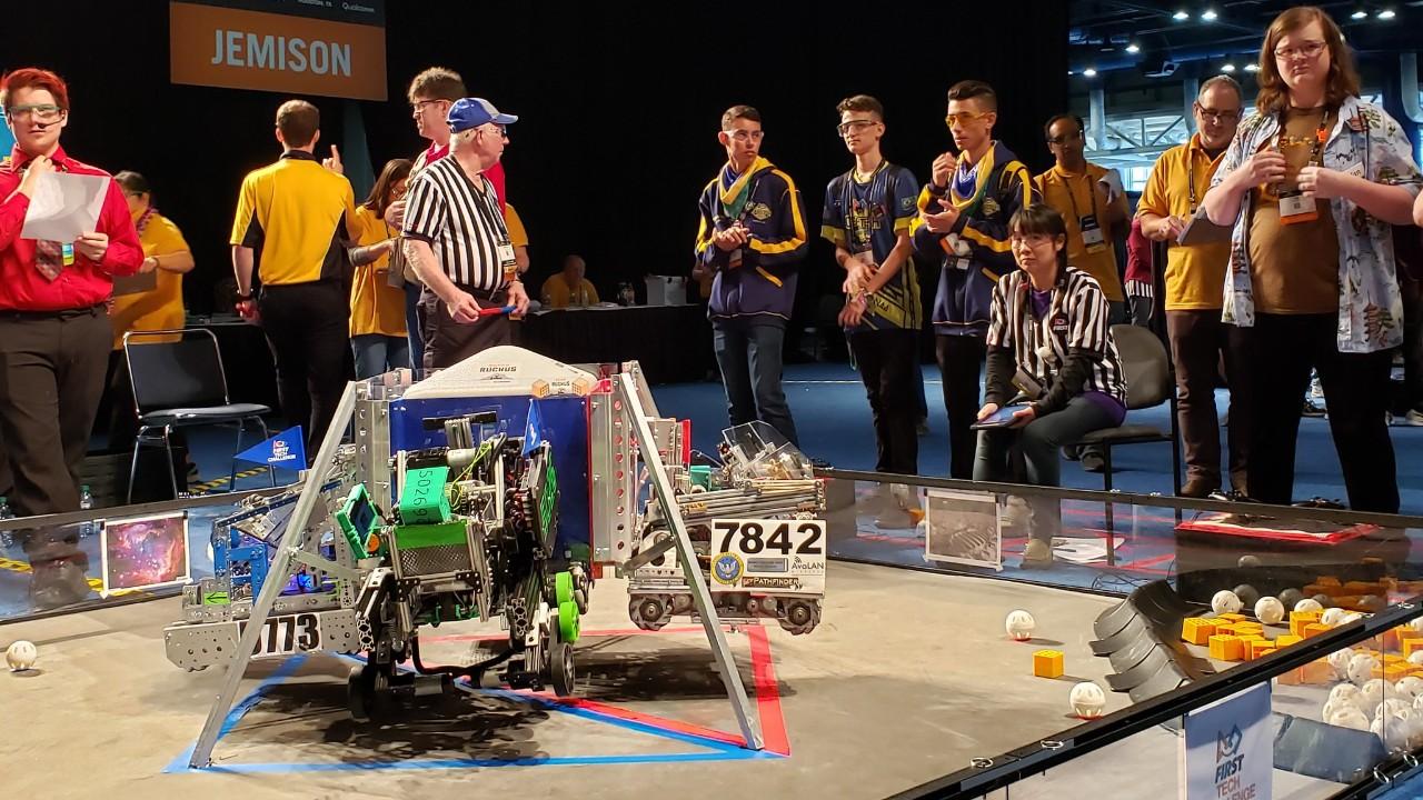 Lançada nova temporada do Torneio SESI de Robótica FTC
