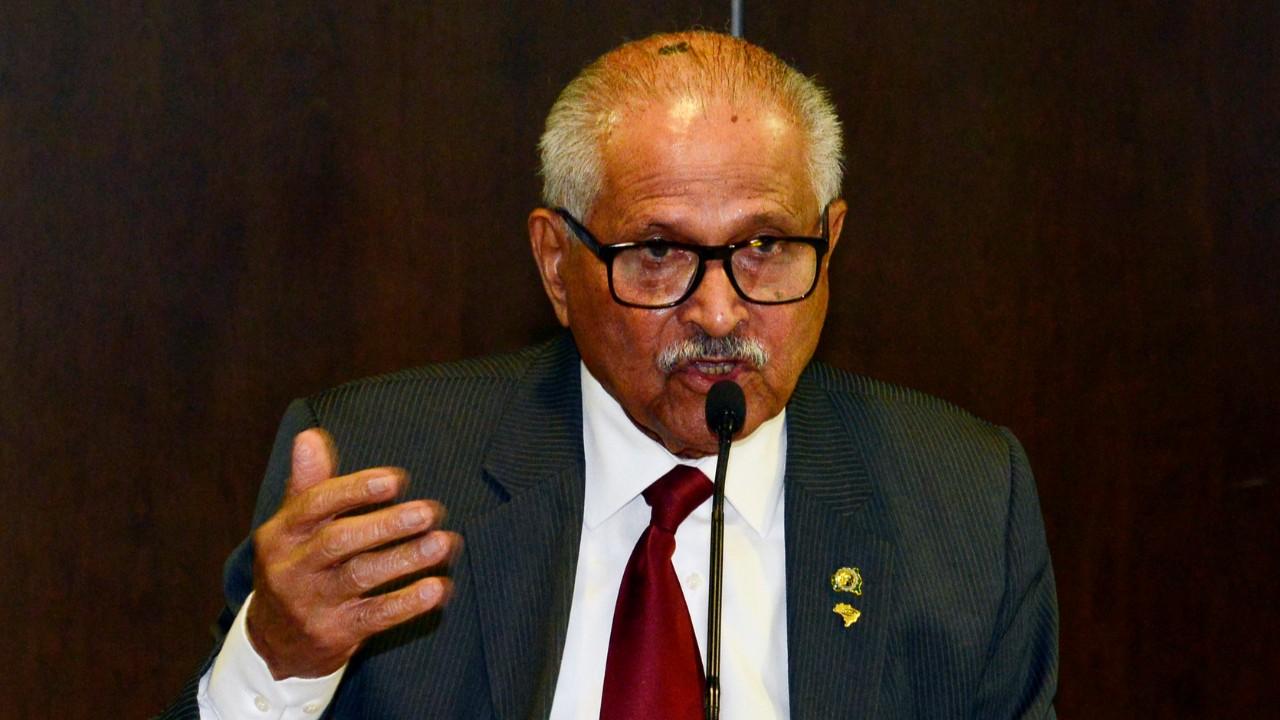 CNI manifesta pesar pelo falecimento do líder sindical José Calixto Ramos