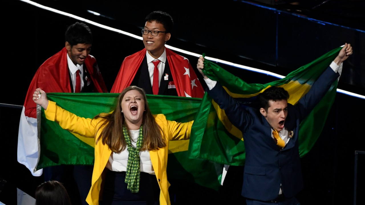 Brasil conquista o 3º lugar geral na WorldSkills 2019, mundial de profissões técnicas