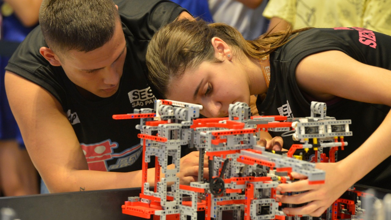 Invasão da robótica no Pará