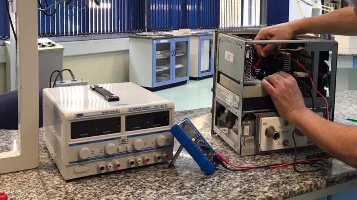 SENAI e USP trabalham em parceria para fabricar peças para respiradores