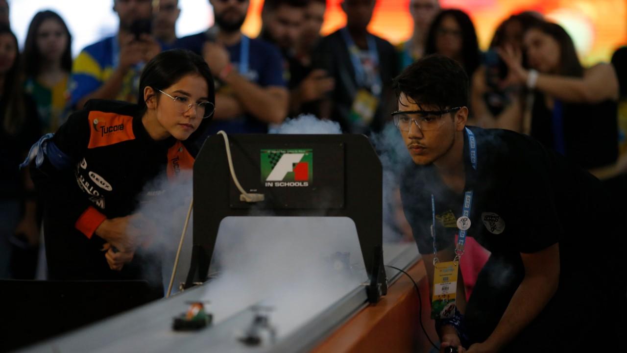 SESI e SENAI aceleram o desenvolvimento do Brasil