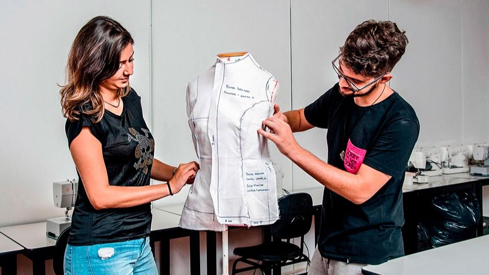 SENAI abre inscrições para pós-graduação EAD em Design de Produto de Moda