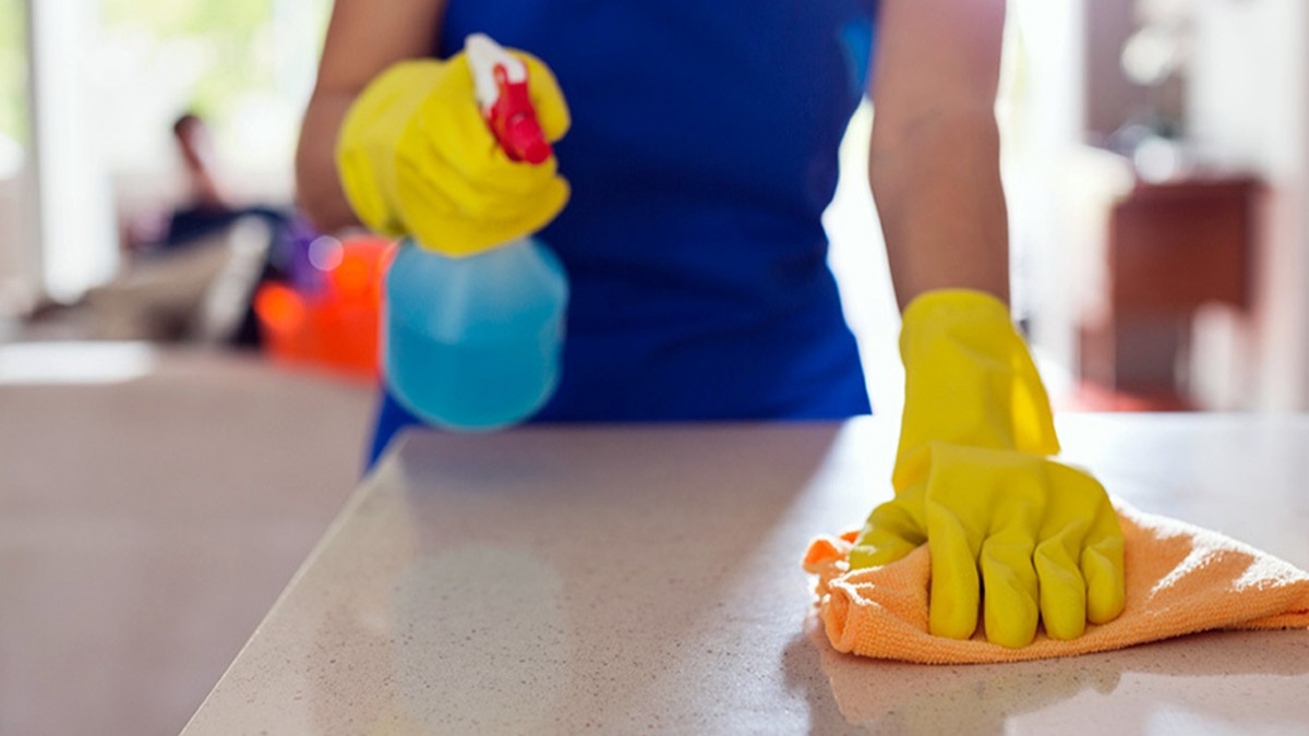 Instituto SENAI de Tecnologia ensina como higienizar ambientes em tempos da Covid-19