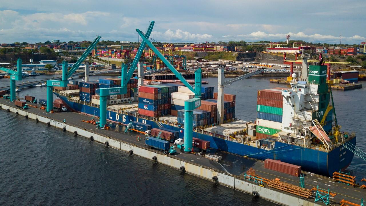 Comércio marítimo resiste até março, mas é preciso garantir operações para enfrentar covid-19