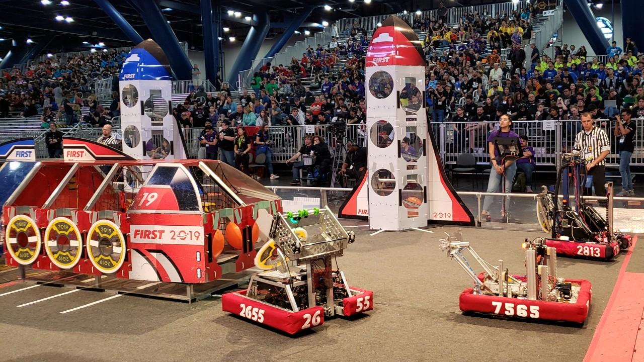 Ensino de robótica é revolução do aprendizado