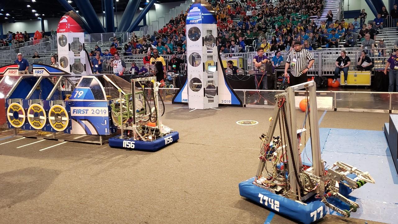 SESI promove torneio off season de FRC