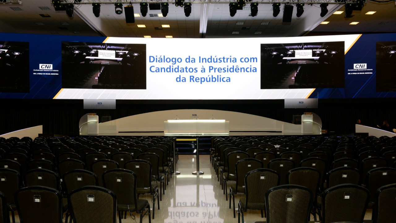 Saiba como vai funcionar o Diálogo da Indústria com os Candidatos à Presidência