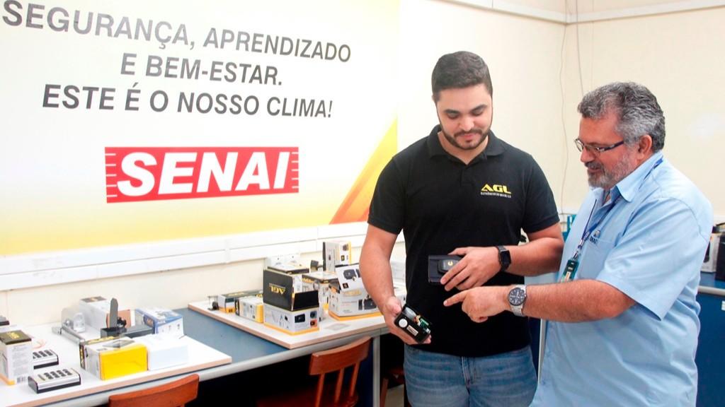 SENAI do Amazonas inaugura laboratório voltado para área de Segurança Eletrônica