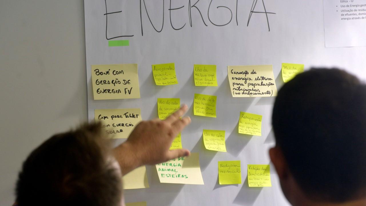 De ideias a produtos: inovação será apresentada de diversas  formas na Olimpíada do Conhecimento
