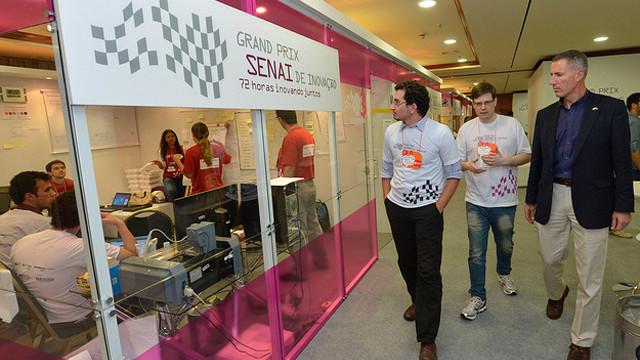 Grand Prix SENAI de Inovação busca soluções para desafios do mundo moderno