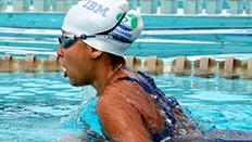 Atletas disputam provas paralímpicas demonstrativas dos Jogos Nacionais do SESI